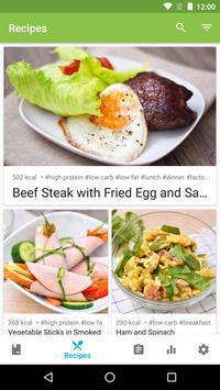 Schermata apk YAZIO Contatore e Conta Calorie: Dieta e Dimagrire
