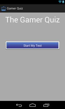 The Gamer's Quiz apk screenshot