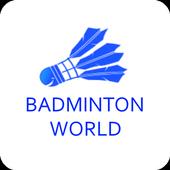 iWorld: Badminton World icon