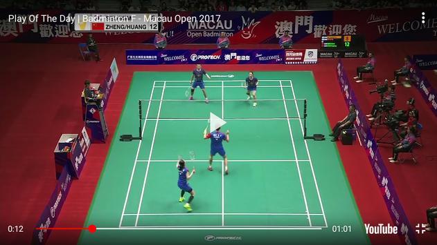 iWorld: Badminton World screenshot 5