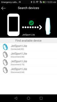 JetSport Lite poster