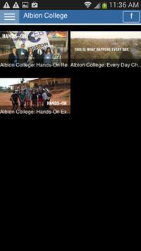 Albion College Tour apk screenshot