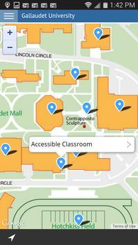 Gallaudet University apk screenshot