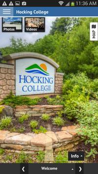 Hocking College poster