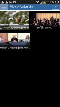 Midway University screenshot 2