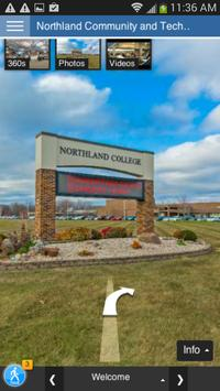 Northland College poster
