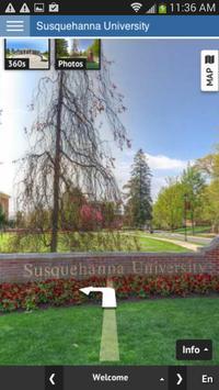 Susquehanna U Tour poster