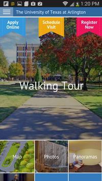 University of Texas Arlington poster