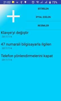 Unutmadim applımda screenshot 4