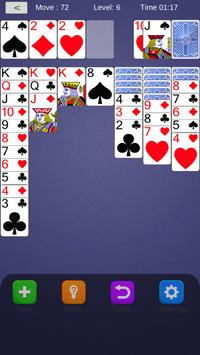 Solitaire 2018 screenshot 1