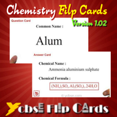 Chemistry Flip Cards icon