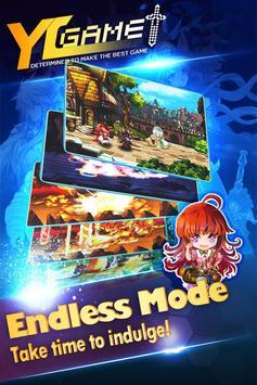 Gods Wars: Endless Abyss apk screenshot