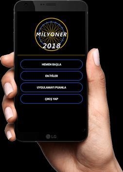 Milyoner 2018 poster