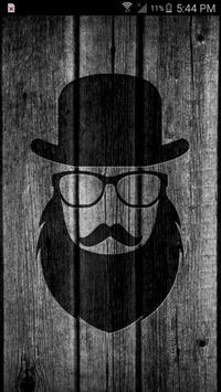 Barbershop GENTLEMEN'S CLUB poster