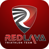 RedLava triathlon Team icon