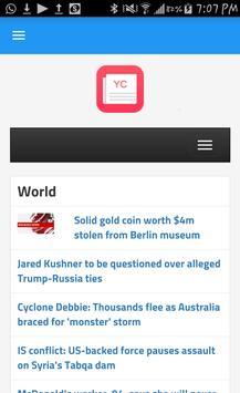 YC News poster