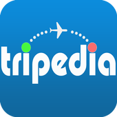 Tripedia - App Booking Hotels & Flights icon