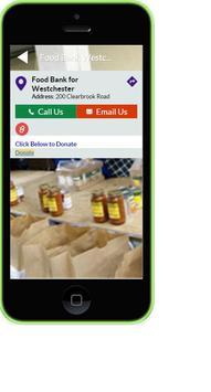 Food Bank Westchester apk screenshot