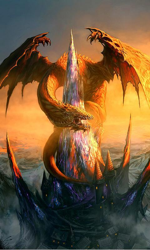 The dragon wallpapers para android apk baixar - Free dragonfly wallpaper for android ...