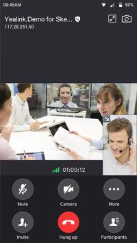 Yealink VC Mobile screenshot 3