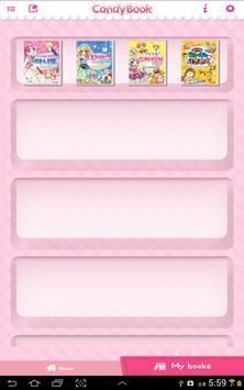 캔디북(CandyBook)_소녀들의 공감 인기만화 screenshot 1