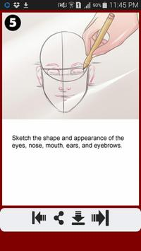 How to Draw a Face screenshot 5