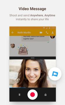 YeeCall - HD Video Calls for Friends & Family apk screenshot