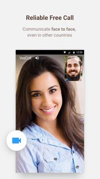 YeeCall - HD Video Calls for Friends & Family poster