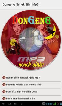 Dongeng Nenek Sihir Mp3 screenshot 5