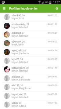 Sohbet Et Arkadaş Bul Yehju apk screenshot