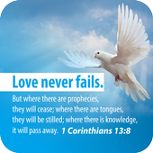 Daily Bible Verses Pictures icon