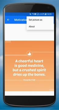 Daily Bible Verses Pictures screenshot 4