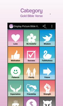 Display Picture Bible Verse poster