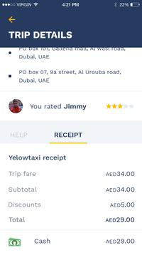 Yelow Taxi User screenshot 6