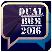 Dual BBM Up TO Date icon
