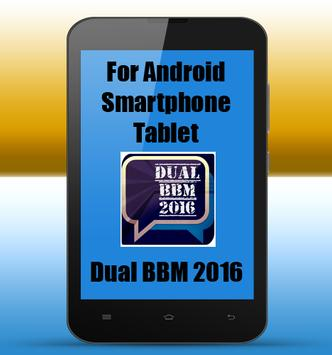 Dual BBM Up TO Date apk screenshot