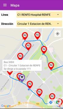 GuadaBus screenshot 1