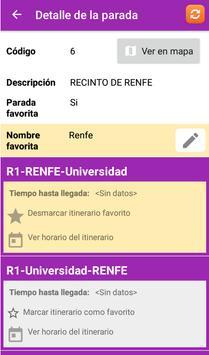 GuadaBus screenshot 4