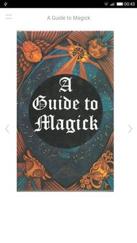 A Guide to Magick poster