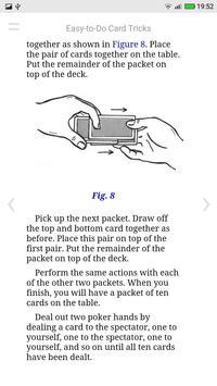 Easy-to-Do Card Tricks apk screenshot