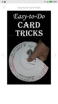 Easy-to-Do Card Tricks poster
