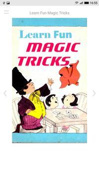 Learn Fun Magic Tricks apk screenshot