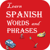 Learn Spanish Words and Phrases icon