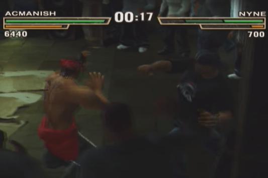 ++Cheat Def Jam Fight For New York Guide screenshot 4