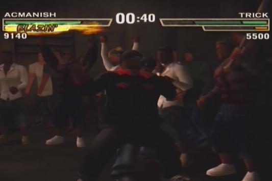 ++Cheat Def Jam Fight For New York Guide screenshot 6