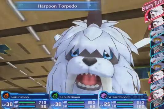 ++Cheat Digimon Story Cyber Sleuth apk screenshot