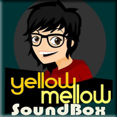 Yellow Mellow Soundbox icon