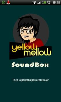 Yellow Mellow Soundbox poster
