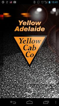 Yellow Adelaide poster