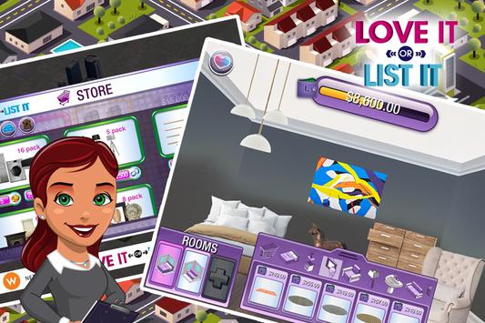 Love It or List It The Game screenshot 11